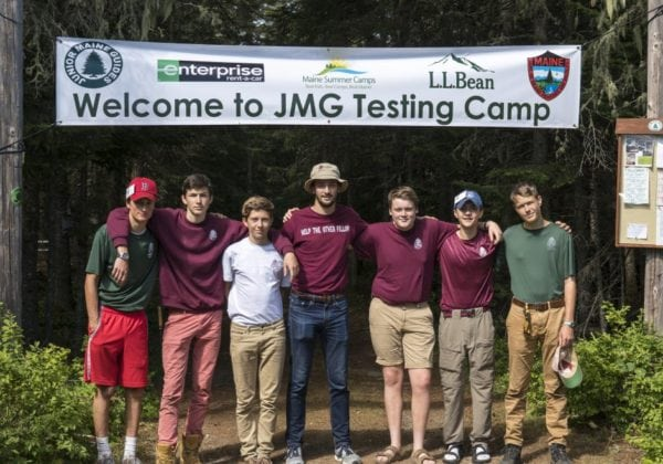 An Experience of Growth and Success at Junior Maine Guide Testing Camp