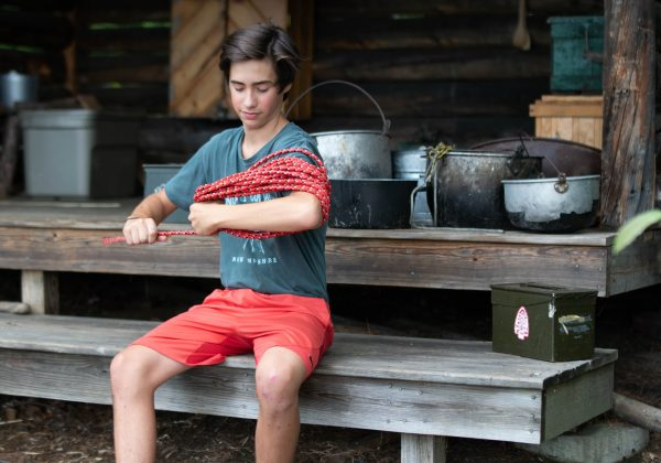 The Lasting Value of Summer Camp:  Why Boys Benefit from Being Away From Pressures