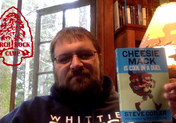 """""""Cheesie Mack is Cool in a Duel""""by Steve Cotler- Chapters ?-7"""